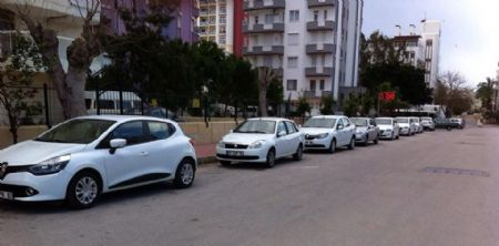 Antalya Hascar Office Rent A Car Office
